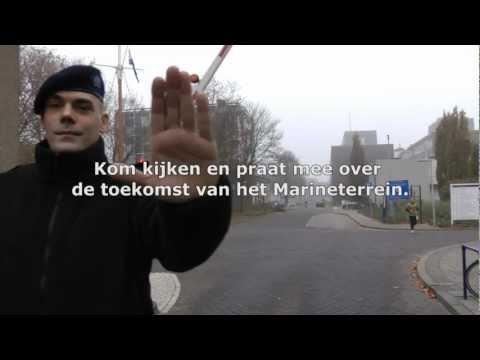 Marineterrein Amsterdam; De Poort gaat voor een keer open!