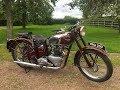 Triumph Tiger 100 1946 500cc for Sale
