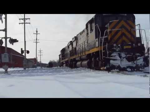 ALCO Action: Chasing ME-2 on the Western New York and Pennsylvania