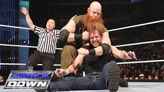 Dean Ambrose vs. Erick Rowan: SmackDown, March 31, 2016