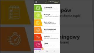 Funkcje w aplikacji | Aplikacja Mobilna Ajwendieta