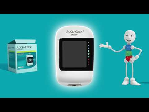 Accu-Chek Instant meter. Your effortless choice