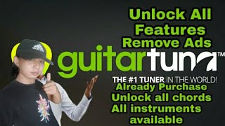 HOW TO DOWNLOAD GUITAR TUNA (UNLOCK ALLFEATURES, ALREADY PURCHASED, REMOVE ADS, UNLOCK ALL CHORDS) screenshot 3