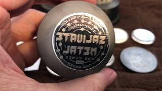 Salivate Metal Rounds   Dies & Mintage   A Look Back And Forward