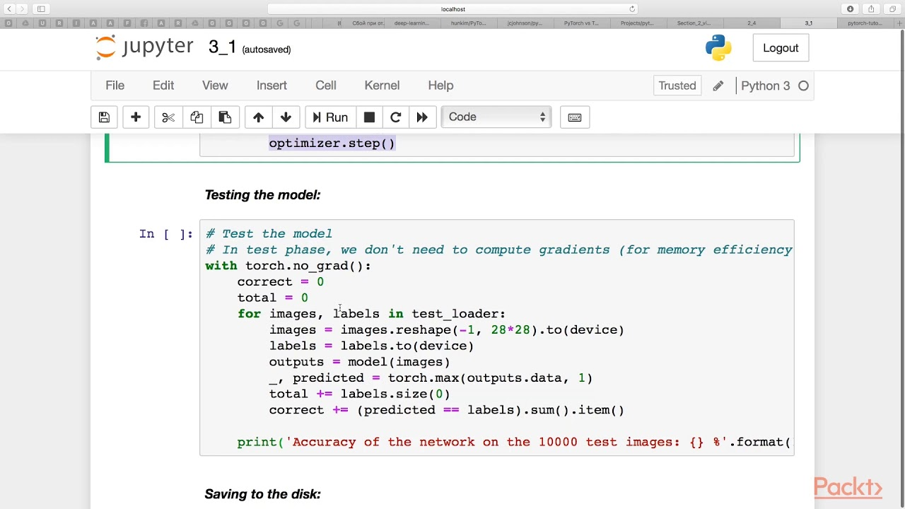 Dynamic Neural Network Programming with PyTorch: Extensions with Numpy –  Part 1 | packtpub com