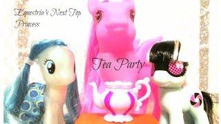 MLP~Equestria's Next Top Princess Ep 2 ( Tea Party )