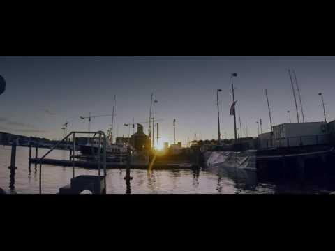 timelap sunset britomart