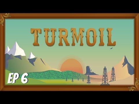 Turmoil Gameplay- Episode 6- Completing the Desert