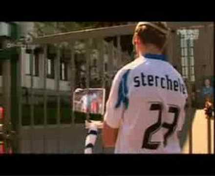 ClubTV : RIP Francois Sterchele (1982-2008)