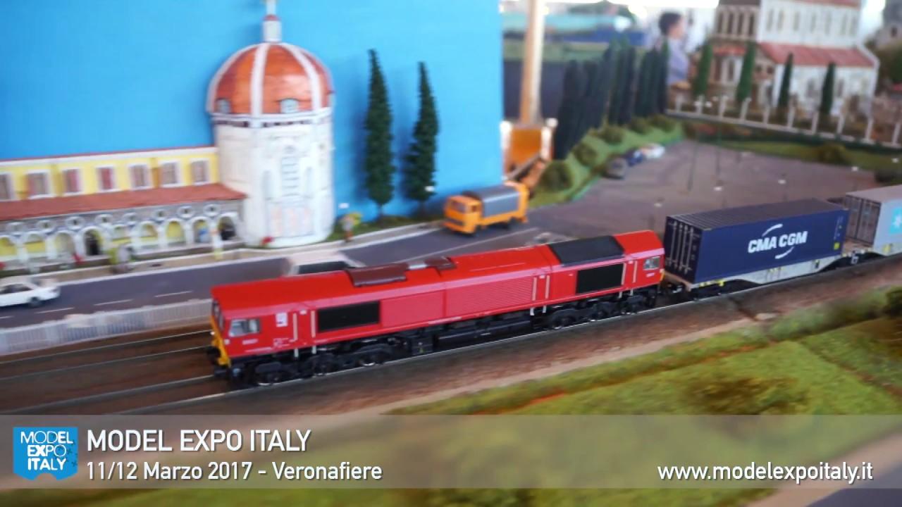 Fermodellismo a model expo italy verona 11 12 marzo 2017 for Fiera monaco marzo 2017