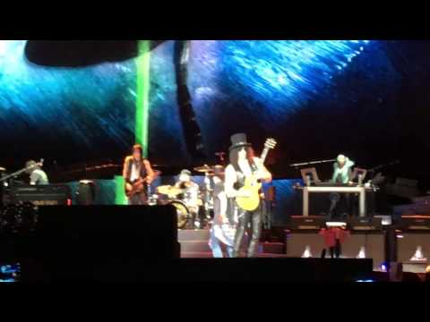 Guns N' Roses – I used to love her – Not in this Lifetime Tour – Brasília – Brazil 2016
