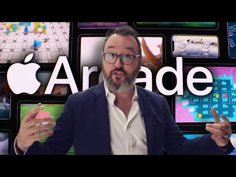 Apple Arcade preview