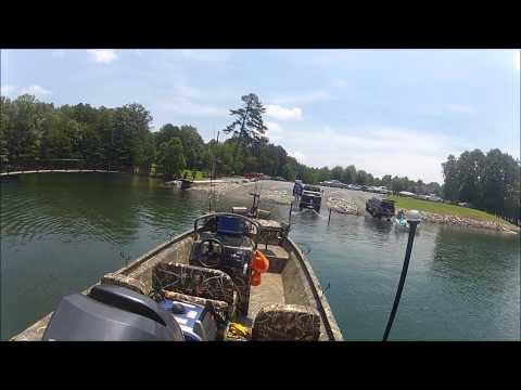 Minn Kota Ulterra Boat Launch
