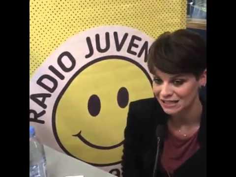 Entrevista - Alessandra Amoroso - Radio Juventud 101.9, Celaya.