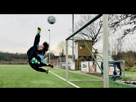 12Y GK Bobby - Amazing Training w. JustUSGoalkeepers Pt1