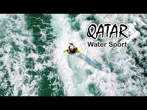Qatar Water Sport - Dronie Video Clip / Mastercraft / Wakeboard / Doha, Qatar