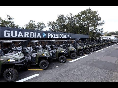 #InformeNacional   EEUU dona 109 vehículos a Guatemala para fortalecer lucha contra el narcotráfico