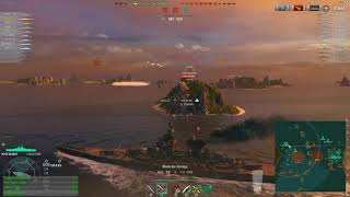 World of warships - STOP RUNNING STOOOOP RUNNING