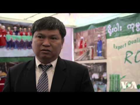 Economic Boom On Thai-Myanmar Border Brings Hope