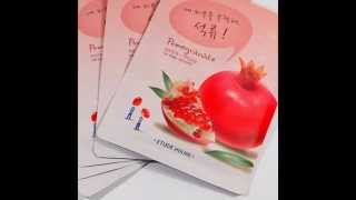 Jual Etude House I Need You, Mask Pomegranate (sheet) - Etude House Original Thumbnail