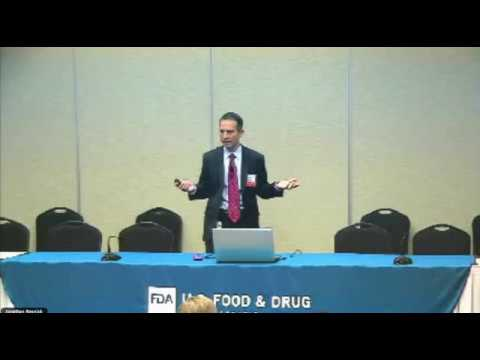 Electronic Submissions- FDA Generic Drugs Forum 2018