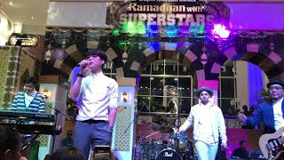 Yovie and Nuno Demi hati Live supermallkarawaci 18052019