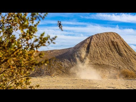 AIN'T NO PARTY LIKE A OCOTILLO WELLS PARTY!!!