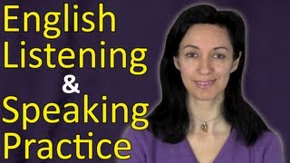 Common Daily Expressions - English Listening & Speaking Practice(Practise your English listening and speaking skills with this exercise video. In this lesson, we will use common expressions used for introductions and greetings ..., 2012-12-19T14:00:45.000Z)