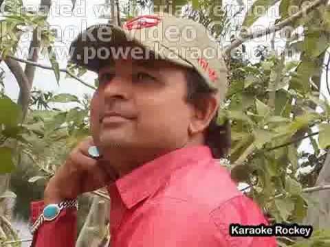Kitna Haseen Chehra - Kumar Sanu karaoke with...