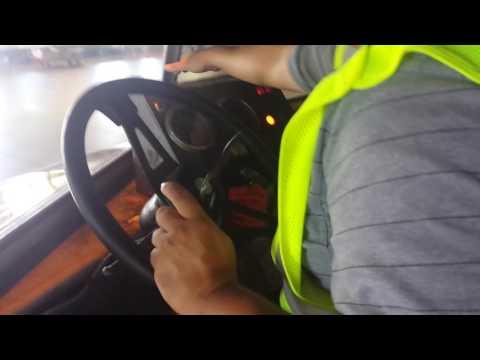 UPS Pre Trip In Cab