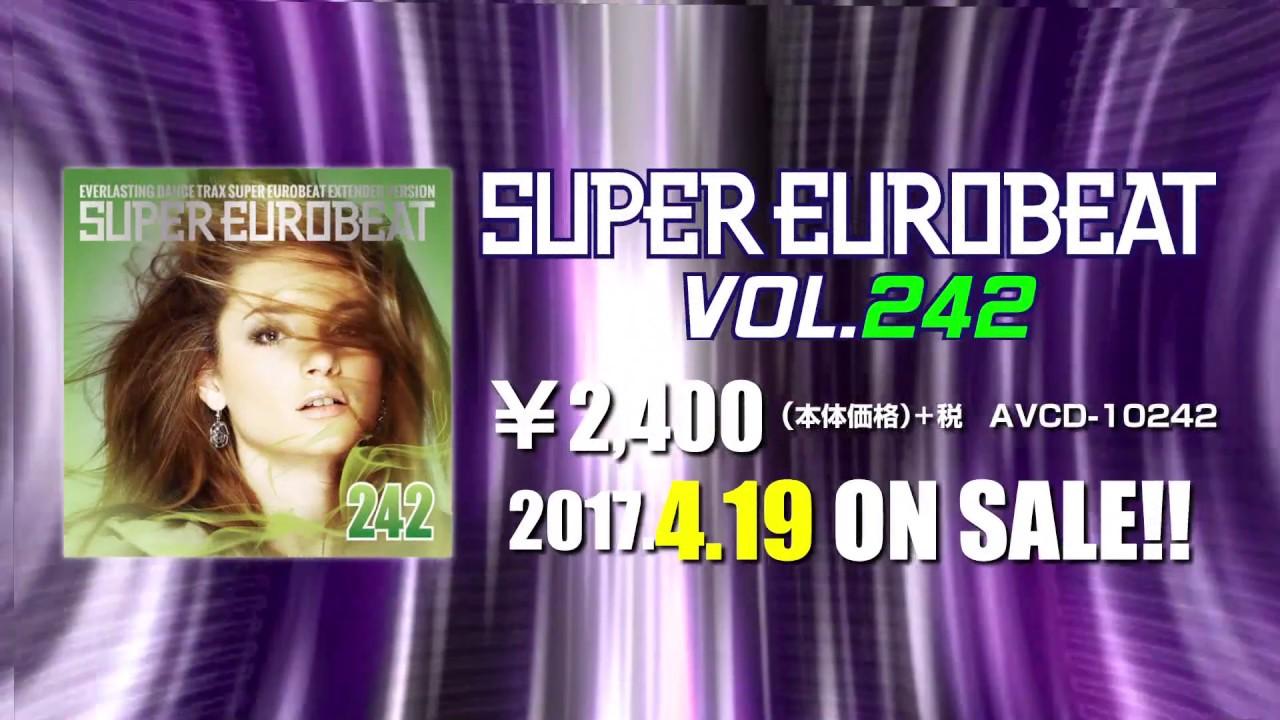 SUPER EUROBEAT VOL.242 Teaser ...