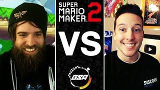 ryukahr vs DGR | Super Mario Maker 2 GSA Legends Speedrun Exhibition Match