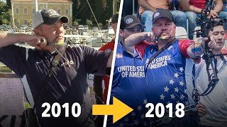 Reo Wilde 🇺🇸 archery competition highlights (2010-2018)