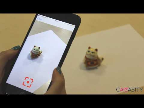 Easy 3D Scan for Apple iOS  Create 3D content with your smartphone