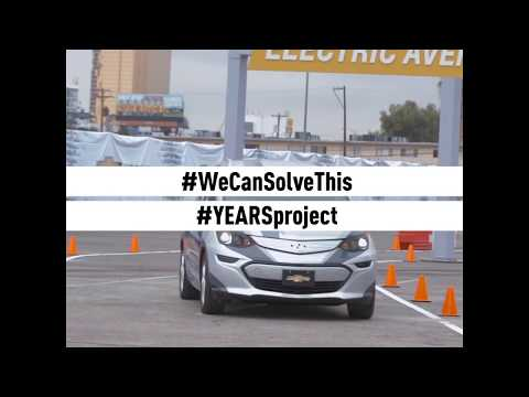 #WeCanSolveThis: GM's All Electric Future
