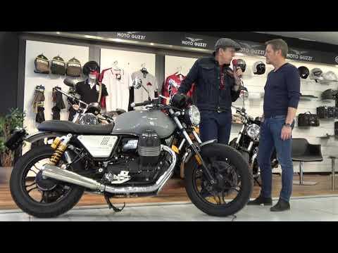 Moto Guzzi V7 III Milano Zonkos Welt Edition - Weltklasse!