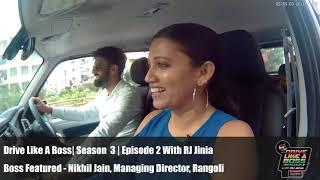 Drive Like A Boss | Season 3 | Episode 2 | Nikhil Jain
