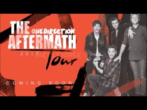 One Direction // The Aftermath Tour 2017