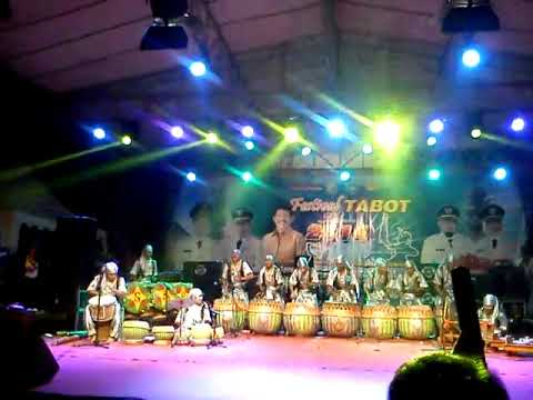 Festival Tabot 2014 sanggar seni semarak persada (S3P) kota Bengkulu