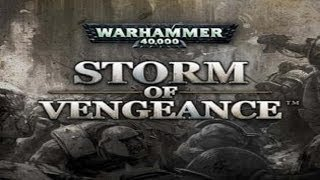 Warhammer 40,000: Storm of Vengeance Gameplay HD - For iPhone/iPod Touch/iPad