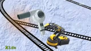 Klaus: Deutsche Bahn im Winter | extra 3 | NDR