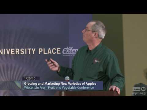 WPT University Place: Growing and Marketing New Varieties of Apples