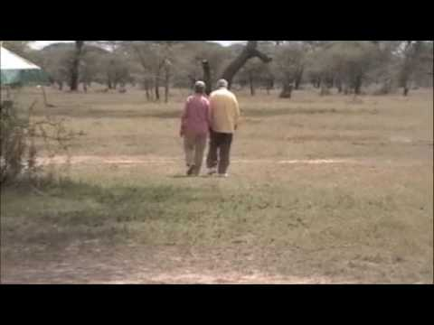 Anniversary in the Serengeti