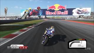 MotoGP 15 - Yamaha YZR-M1 Gameplay (PC HD) [1080p]