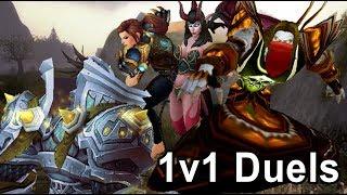 Savix vs Best Warlock and Rogue 1v1 Duels :O
