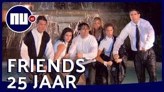 Friends bestaat 25 jaar: bekijk enige hoogtepunten