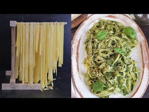 Homemade Pasta with