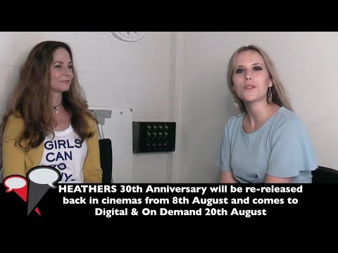 EXCLUSIVE Interview: Lisanne Falk | Heathers (The Fan Capet)