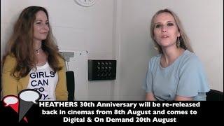 EXCLUSIVE Interview: Lisanne Falk | Heathers (The Fan Capet)