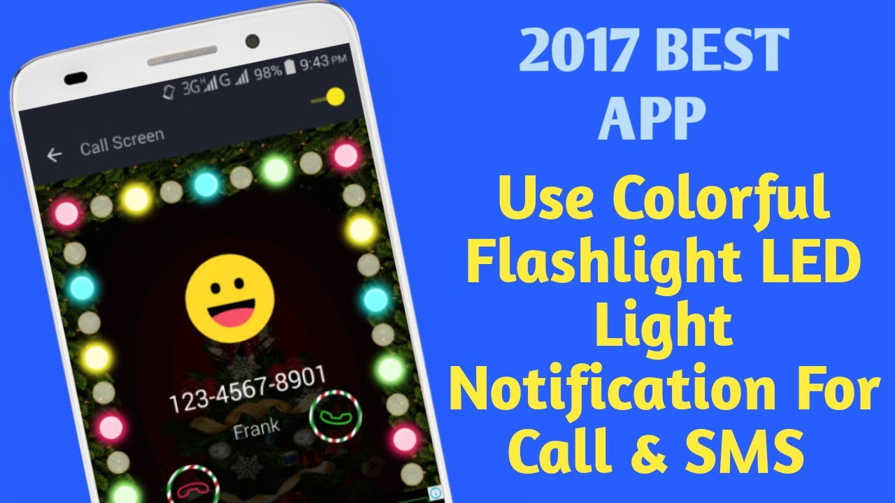 Flashing Light Notification